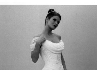 1990s Fashion Moment: Stephanie Allin's bridal separates
