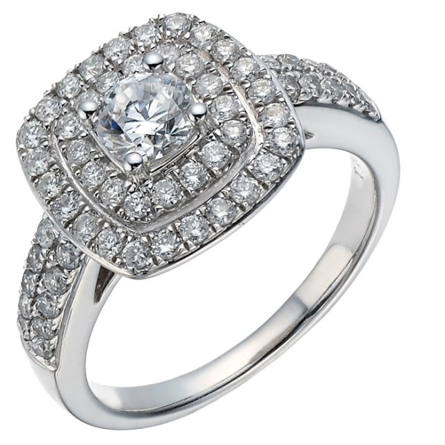 Winter treasures: Our pick of engagement rings