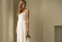 Bridal trend: Sleek dressing for wedding-day glamour