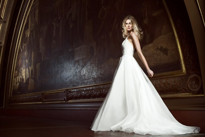 Caroline Castigliano bridal celebration means champagne, styling and more