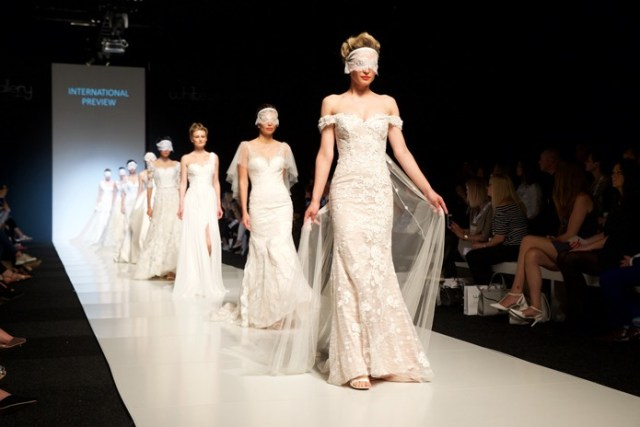 London Bridal Week – a new bridal 'super show' offers a world of designer trends