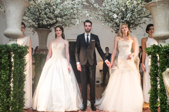 Bridelux: A wedding wonderland at two great London bridal shows