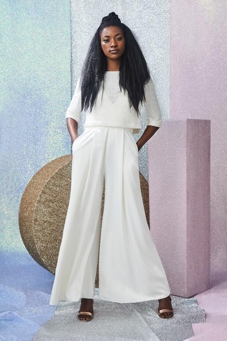 Expert answer: Charlie Brear on choosing a dream wedding gown