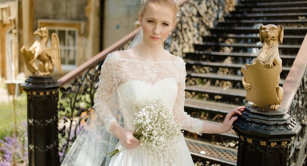 Bridal trend: Regal elegance