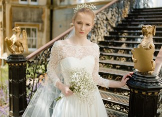 Bridal trend: Regal elegance