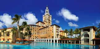 Win an unforgettable honeymoon at the Biltmore Hotel in Miami