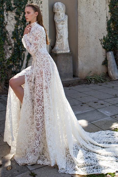 Bridal trend: Bird of paradise