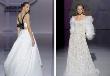 20 looks we love from Barcelona Bridal Fashion Week