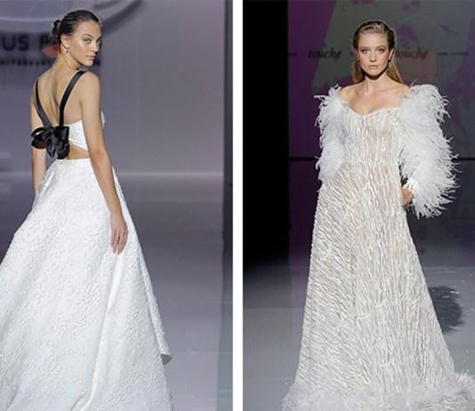 20 looks we love from Barcelona Bridal Fashion Week