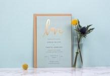Wedding stationery: 8 inviting ideas