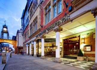 Roman retreat: Five-star style at The Chester Grosvenor