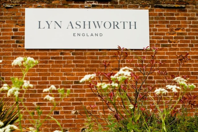 New Lyn Ashworth showroom offers romantic bridal shopping