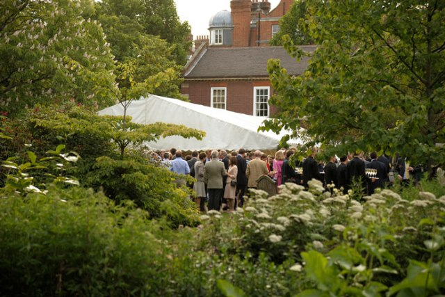 Great outdoors: 10 London wedding venues with gardens
