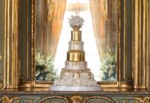 Eight dream wedding cakes