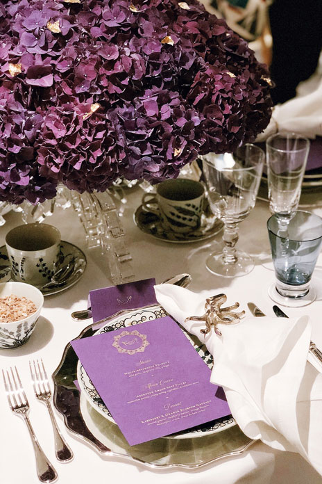 Join us at Bridelux Atelier for luxury wedding inspiration