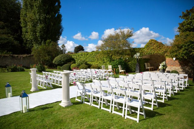Venue spotlight: Celebrate in glamorous country style at Notley Abbey