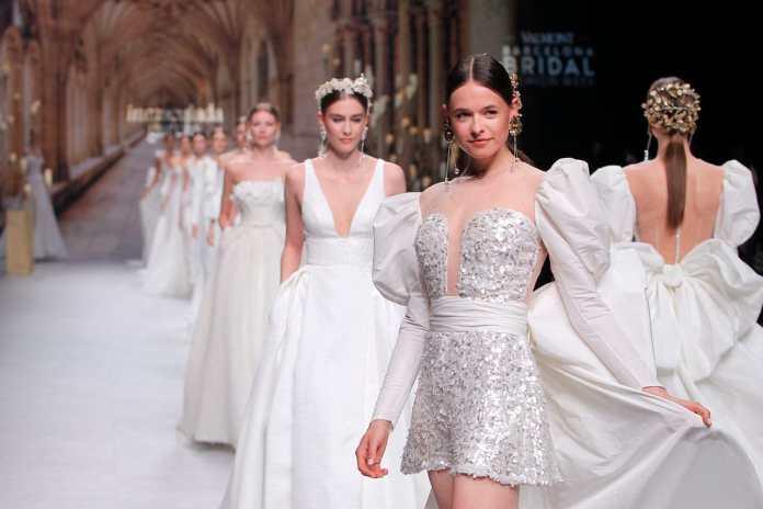 Bridal Fashion Week 2020.20 Looks We Love For 2020 From Barcelona Bridal Fashion Week