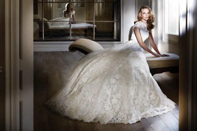 Bridal trend: Refined style for classic wedding-day dressing