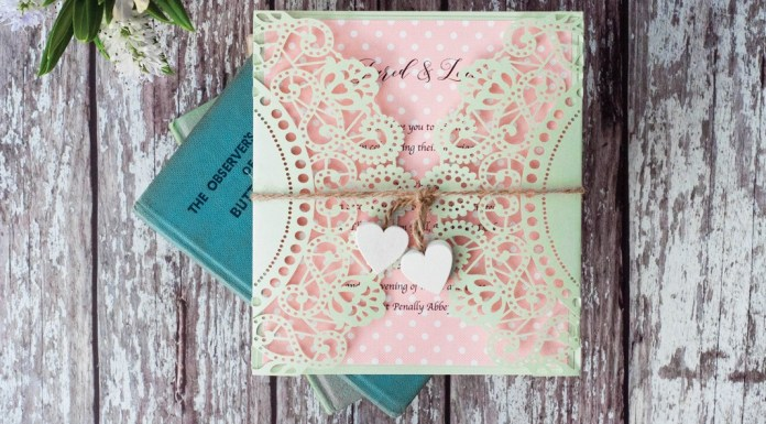 Post perfect – our pick of romantic wedding stationery