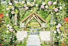 Expert answer: Sarah Kellum on planning an indoor-outdoor wedding
