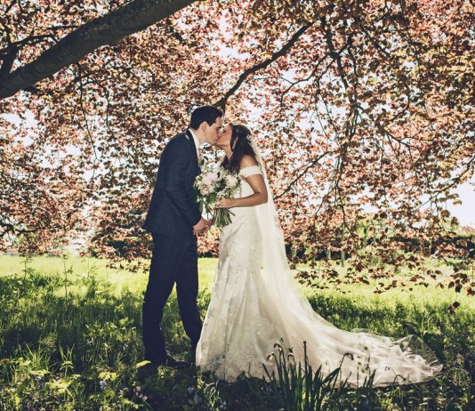 Real wedding: Country Classic in the heart of Norfo