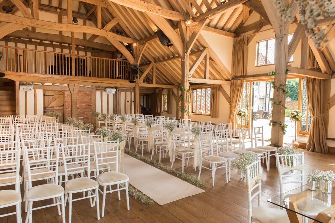 Venue spotlight: Celebrate in classic English country style at Cain Manor