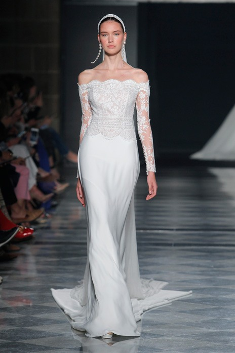 8 key bridal trends for the 2020 season