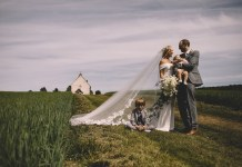 Wedding gold – Freya Rose's stunning country celebration
