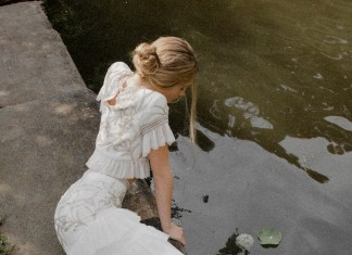 Bridal trend: Nature trail