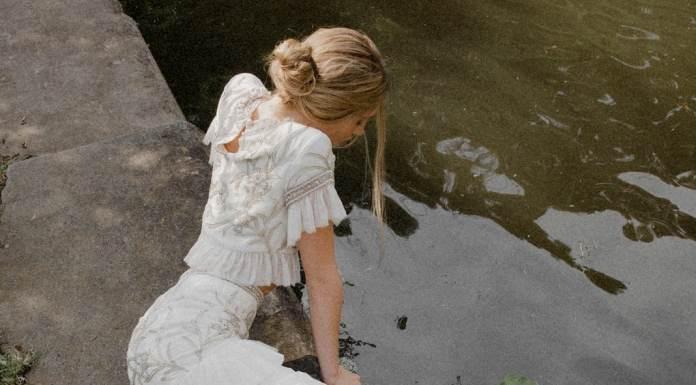 Bridal trend: Nature trail