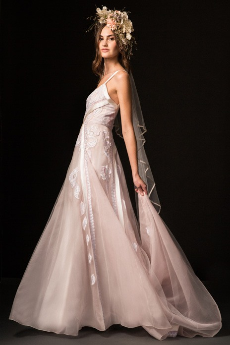 Bridal trend: Colour crush