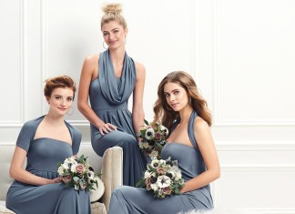Guest columnist: Bridesmaid trends 2020 from Alan Dessy
