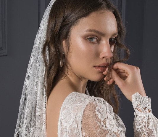 Bridal trend: Lace refined