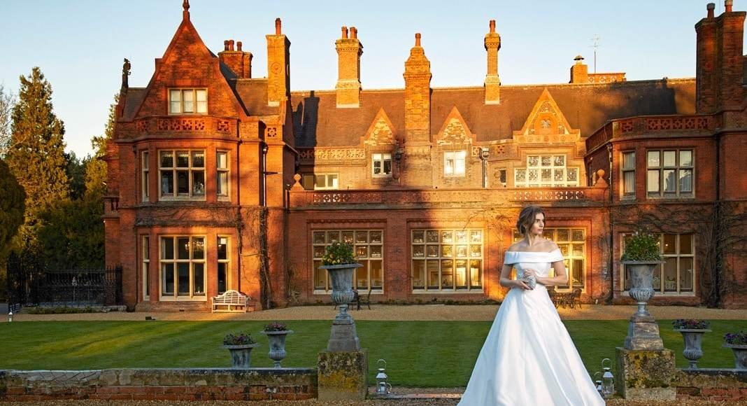 Bridal fashion story: Great British style