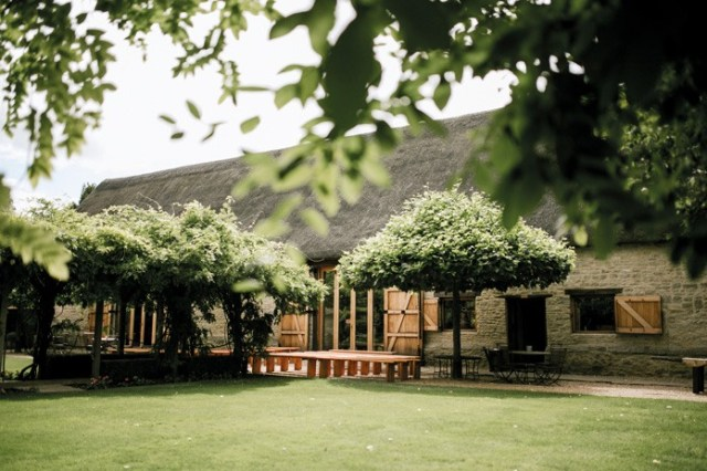 100 Best Wedding Venues: beautiful barns
