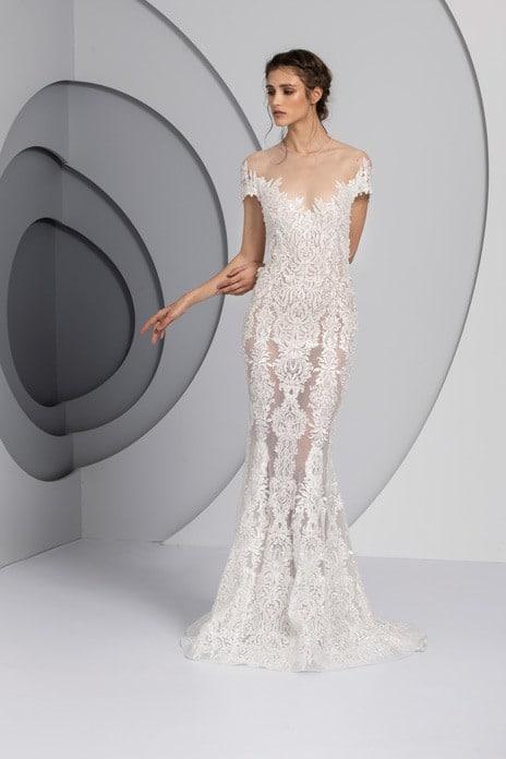 Bridal trend: Deco twist