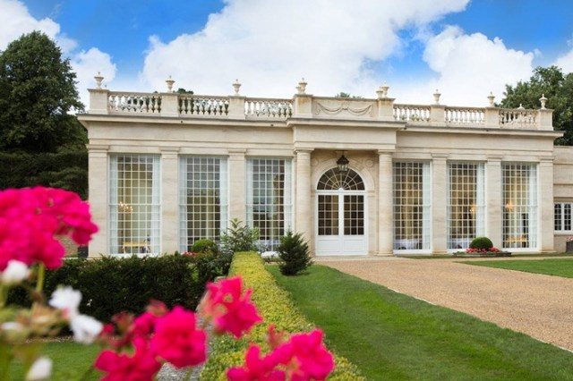 100 Best Wedding Venues: perfect orangeries & glasshouses