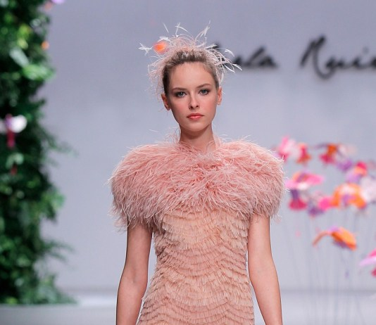 How to work it: Fine feathers