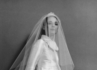 Bridal Fashion Moment: Patou Wedding Coat
