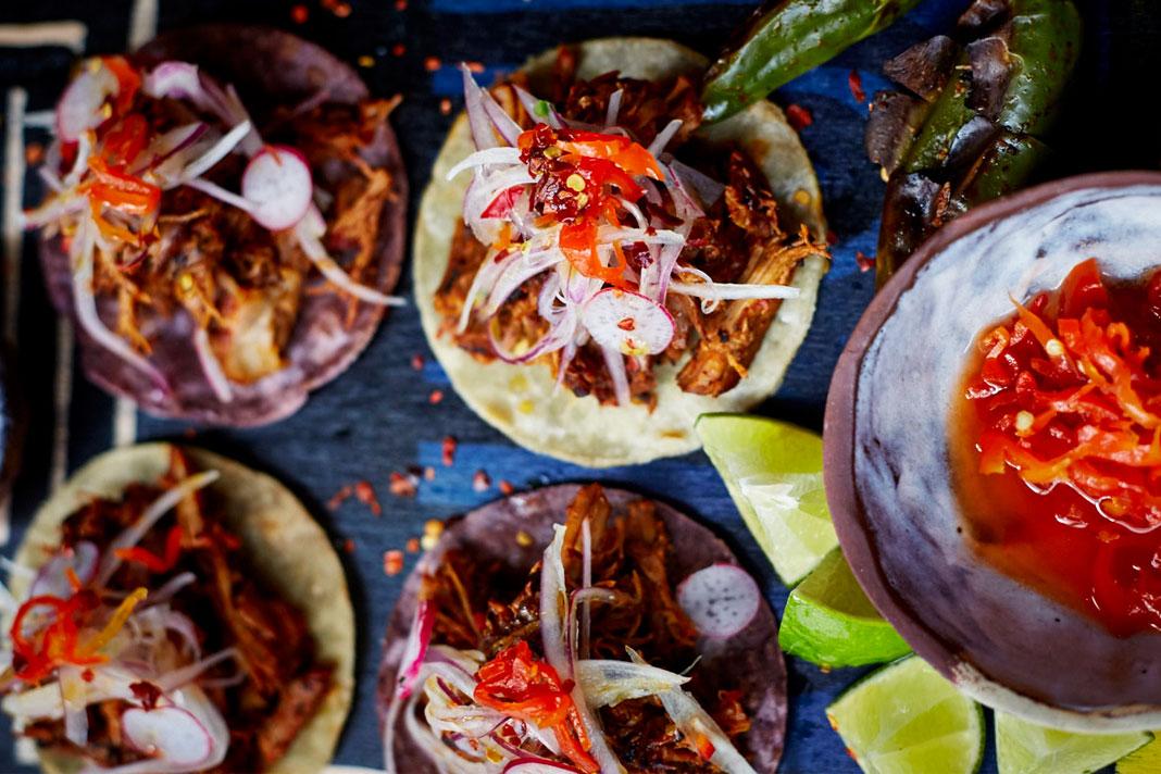 tacos london