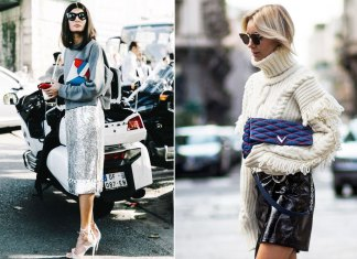 dress up your knitwear