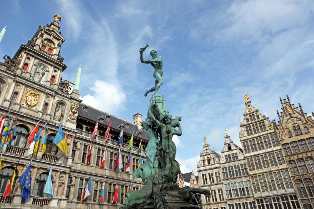 Antwerp guide