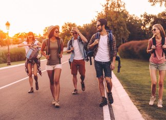 What is Urban Hiking? Discover the New Fitness Trend Sweeping the Capital