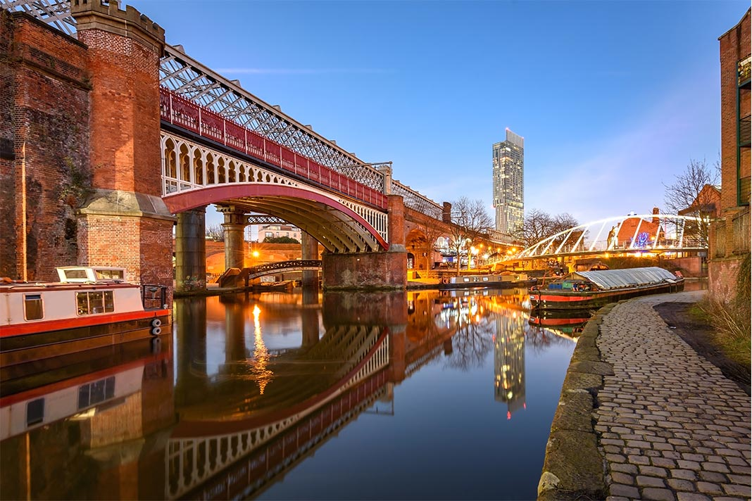 5 Reasons to Visit Manchester, Plus Where to Stay