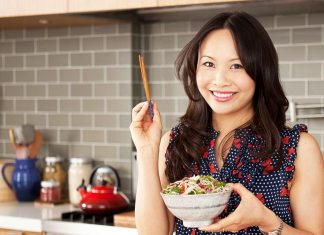 Meet Ching He Huang: TV Chef and Cookery Author