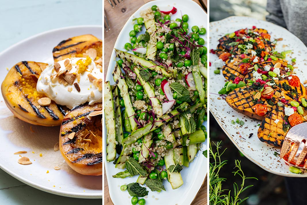 5 Vegetarian BBQ Dishes to Try Out This Summer
