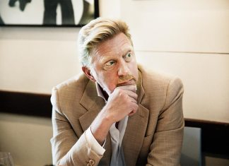 Game, Set & Lunch: Talking Tennis With Boris Becker at San Lorenzo Wimbledon