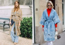 Summer Trend Edit: Wrap-Up With the Best Kimono Buys