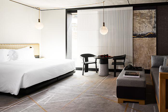 Nobu Hotel Shoreditch Opens in the Heart of East London