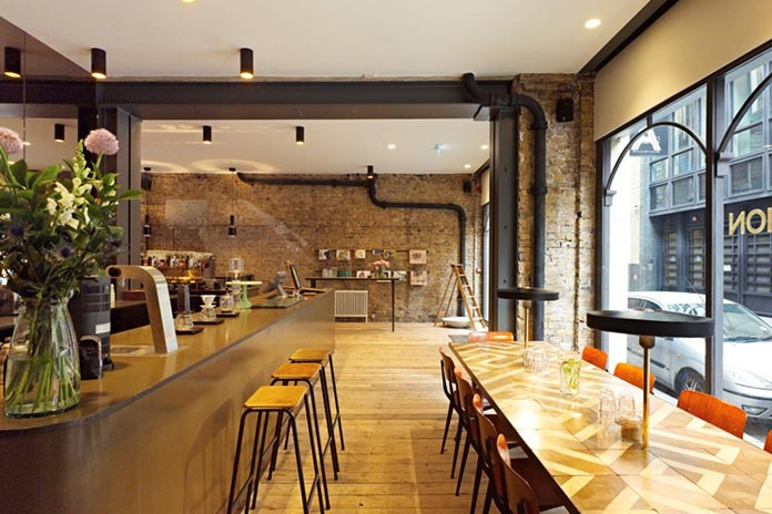 london coffee guide